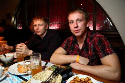 Дуэт «Сёстры Зайцевы», 26 апреля 2013 - Ресторан «Максимилианс» Екатеринбург - 20