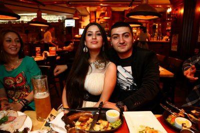 Дуэт «Сёстры Зайцевы», 26 апреля 2013 - Ресторан «Максимилианс» Екатеринбург - 22