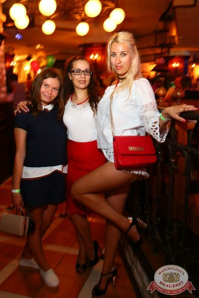 «Дыхание Ночи»: Пенная вечеринка, 5 августа 2016 - Ресторан «Максимилианс» Екатеринбург - 05
