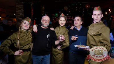 День защитника Отечества, 22 февраля 2017 - Ресторан «Максимилианс» Екатеринбург - 5