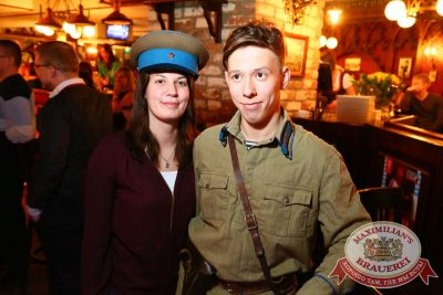 День защитника Отечества, 22 февраля 2016 - Ресторан «Максимилианс» Екатеринбург - 05