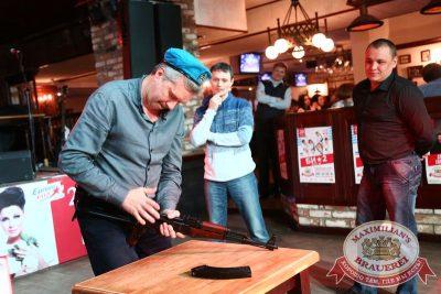 День Защитника Отечества, 22 февраля 2015 - Ресторан «Максимилианс» Екатеринбург - 01