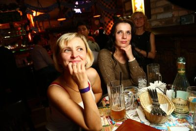 Фестивальный уик-енд, 4 октября 2013 - Ресторан «Максимилианс» Екатеринбург - 09