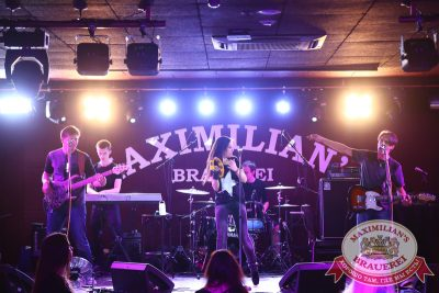 Финал проекта «Maximilian's band», 15 октября 2014 - Ресторан «Максимилианс» Екатеринбург - 09