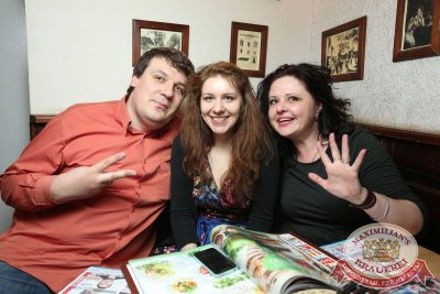 Группа «Комбинация», 28 апреля 2016 - Ресторан «Максимилианс» Екатеринбург - 30