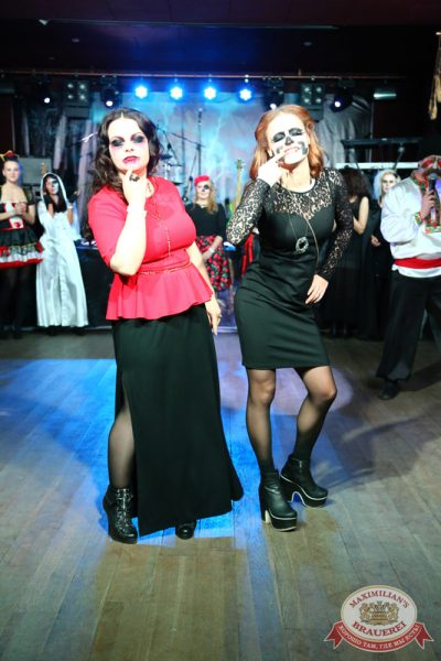 Halloween, второй день, акт первый, 1 ноября 2014 - Ресторан «Максимилианс» Екатеринбург - 18