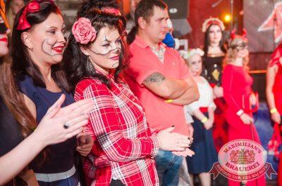 Halloween: второй день шабаша. Вечеринка по мотивам фильма «Оно», 28 октября 2017 - Ресторан «Максимилианс» Екатеринбург - 30