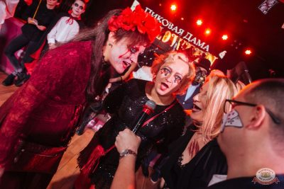«Хэллоуин»: «Пиковая дама», 1 ноября 2019 - Ресторан «Максимилианс» Екатеринбург - 31
