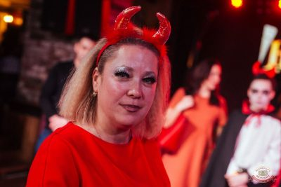 «Хэллоуин»: «Пиковая дама», 1 ноября 2019 - Ресторан «Максимилианс» Екатеринбург - 34