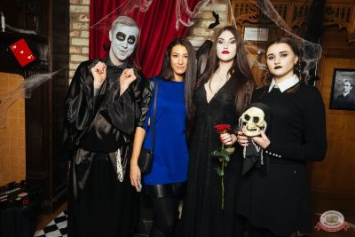 «Хэллоуин»: «Семейка Аддамс», 2 ноября 2019 - Ресторан «Максимилианс» Екатеринбург - 13