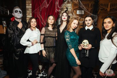 «Хэллоуин»: «Семейка Аддамс», 2 ноября 2019 - Ресторан «Максимилианс» Екатеринбург - 2