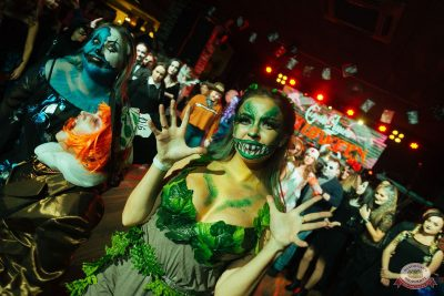 «Хэллоуин»: «Семейка Аддамс», 2 ноября 2019 - Ресторан «Максимилианс» Екатеринбург - 22