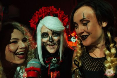 «Хэллоуин»: «Семейка Аддамс», 2 ноября 2019 - Ресторан «Максимилианс» Екатеринбург - 34