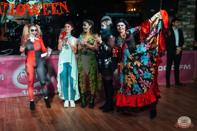 «Хэллоуин»: «Семейка Аддамс», 2 ноября 2019 - Ресторан «Максимилианс» Екатеринбург - 44
