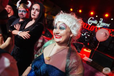 «Хэллоуин»: «Семейка Аддамс», 2 ноября 2019 - Ресторан «Максимилианс» Екатеринбург - 46