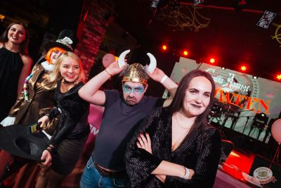 «Хэллоуин»: «Семейка Аддамс», 2 ноября 2019 - Ресторан «Максимилианс» Екатеринбург - 47