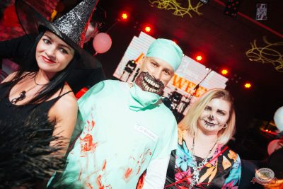 «Хэллоуин»: «Семейка Аддамс», 2 ноября 2019 - Ресторан «Максимилианс» Екатеринбург - 52