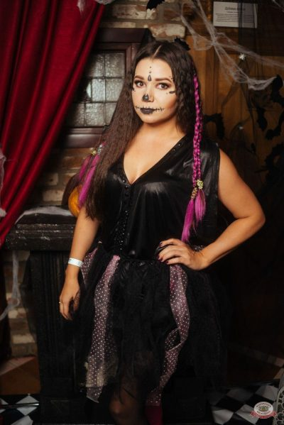 «Хэллоуин»: «Семейка Аддамс», 2 ноября 2019 - Ресторан «Максимилианс» Екатеринбург - 58