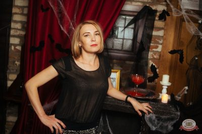 «Хэллоуин»: «Семейка Аддамс», 2 ноября 2019 - Ресторан «Максимилианс» Екатеринбург - 69