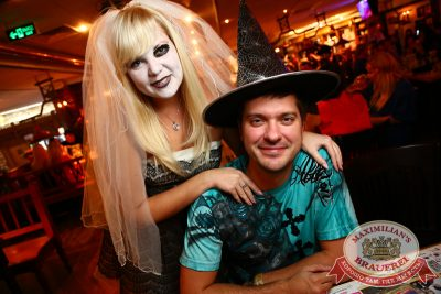 Halloween, первый день, акт первый, 31 октября 2014 - Ресторан «Максимилианс» Екатеринбург - 33