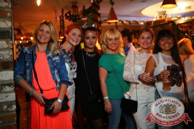 IOWA, 30 июля 2014 - Ресторан «Максимилианс» Екатеринбург - 11