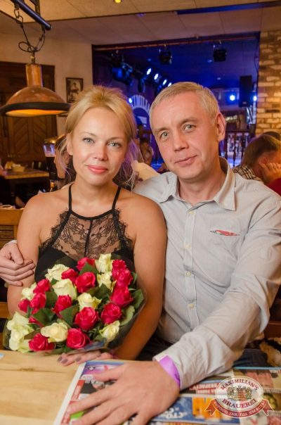 Константин Никольский, 9 августа 2017 - Ресторан «Максимилианс» Екатеринбург - 25