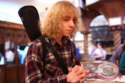 Владимир Кузьмин, 13 мая 2015 - Ресторан «Максимилианс» Екатеринбург - 04
