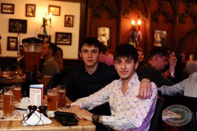 Антон Лирник и Band на открытии «Октоберфест», 20 сентября 2013 - Ресторан «Максимилианс» Екатеринбург - 29