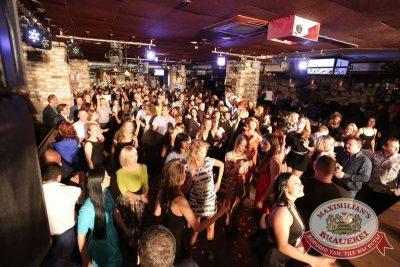 «Дыхание ночи»: MaxiHit TOP100 с DJ Sergey Tkach и DJ Ivan Grant, 21 августа 2015 - Ресторан «Максимилианс» Екатеринбург - 19