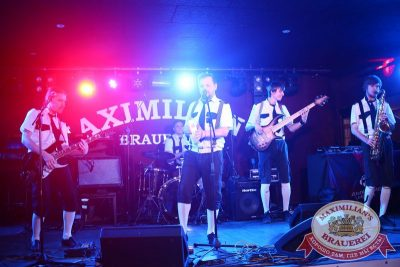 «Октоберфест»: второй конкурсный день проекта «Maximilian's Band», 30 сентября 2015 - Ресторан «Максимилианс» Екатеринбург - 27