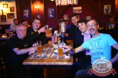 «Октоберфест»: второй конкурсный день проекта «Maximilian's Band», 30 сентября 2015 - Ресторан «Максимилианс» Екатеринбург - 36