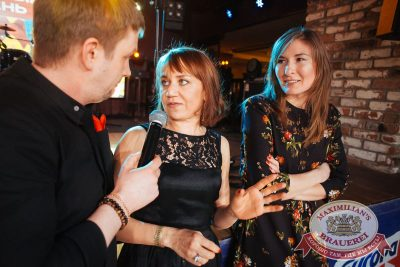 Международный женский день, 7 марта 2018 - Ресторан «Максимилианс» Екатеринбург - 20