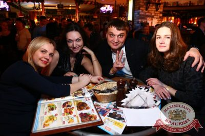 Александр Незлобин, 18 марта 2015 - Ресторан «Максимилианс» Екатеринбург - 05