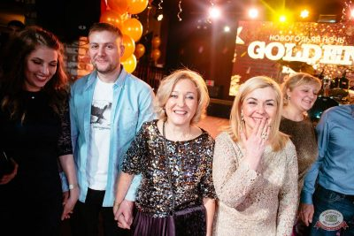 Новый год 2019: Golden Night, 1 января 2019 - Ресторан «Максимилианс» Екатеринбург - 68