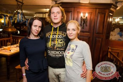 «Октоберфест-2017»: открытие. Выбор пивной столицы, 15 сентября 2017 - Ресторан «Максимилианс» Екатеринбург - 44