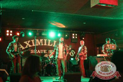 «Октоберфест»: первый конкурсный день проекта «Maximilian's Band», 23 сентября 2015 - Ресторан «Максимилианс» Екатеринбург - 26