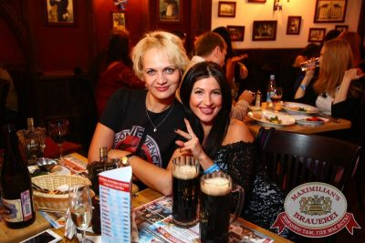«Октоберфест»: выбираем Короля и Королеву, 19 сентября 2015 - Ресторан «Максимилианс» Екатеринбург - 28