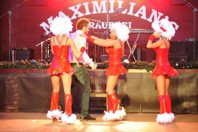 Подготовка к Новому году, 28 декабря 2012 - Ресторан «Максимилианс» Екатеринбург - 05