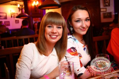 Презентация водки «Максимилианс», 26 апреля 2014 - Ресторан «Максимилианс» Екатеринбург - 09