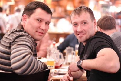 День защитника Отечества, 23 февраля 2013 - Ресторан «Максимилианс» Екатеринбург - 11
