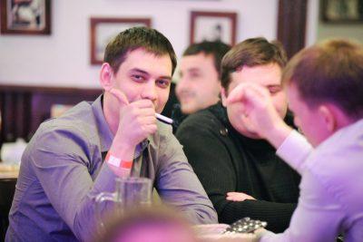 День защитника Отечества, 23 февраля 2013 - Ресторан «Максимилианс» Екатеринбург - 23