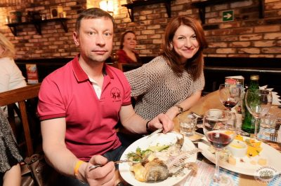 Александр Иванов и группа «Рондо», 4 апреля 2013 - Ресторан «Максимилианс» Екатеринбург - 22