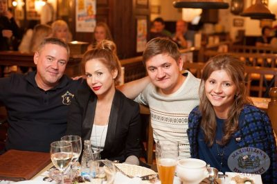 SEREBRO, 18 сентября 2013 - Ресторан «Максимилианс» Екатеринбург - 04