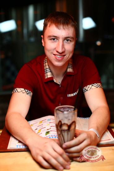 «Сестры Зайцевы», 29 мая 2014 - Ресторан «Максимилианс» Екатеринбург - 05