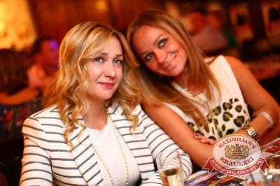 «Сестры Зайцевы», 29 мая 2014 - Ресторан «Максимилианс» Екатеринбург - 11