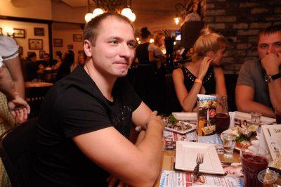Ева Польна, 8 августа 2013 - Ресторан «Максимилианс» Екатеринбург - 04