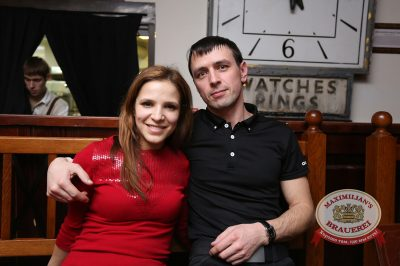 Света, 27 февраля 2014 - Ресторан «Максимилианс» Екатеринбург - 14