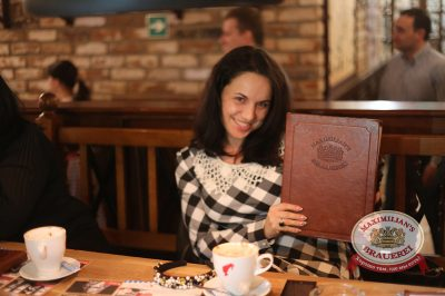 Света, 27 февраля 2014 - Ресторан «Максимилианс» Екатеринбург - 25