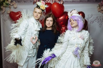 День святого Валентина, 14 февраля 2020 - Ресторан «Максимилианс» Екатеринбург - 1