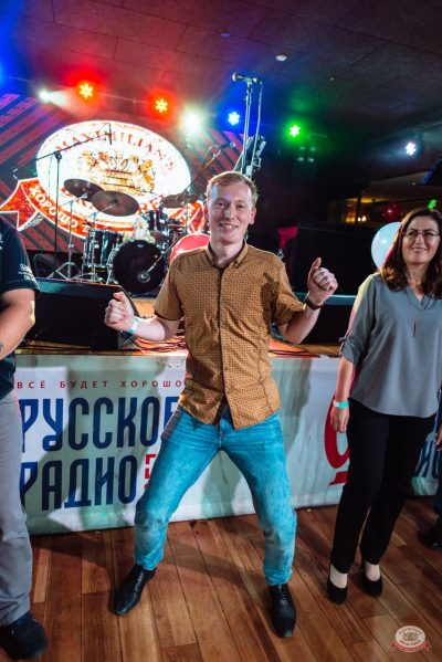 Вечеринка «Русского Радио» «Для своих», 7 сентября 2019 - Ресторан «Максимилианс» Екатеринбург - 36